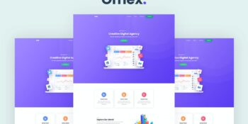 Omex - Starter Template and SaaS
