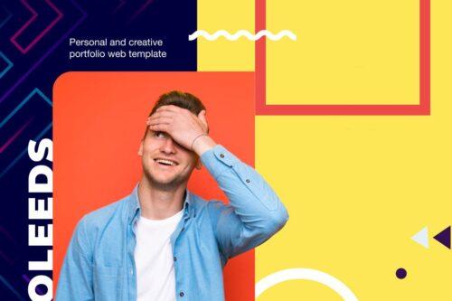 Perfolio - Resume & Personal Website HTML Template