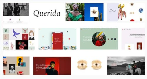 Querida - Creative Agency Theme