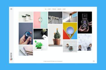 Shutter - Photography HTML5 Template