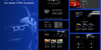 Sorum - Car Dealer HTML Template