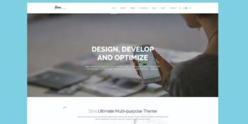 Strix - Multipurpose HTML5 Template