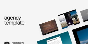 The Agency Responsive Business HTML Template