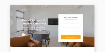 Vero - Marketing Landing Page Html Template