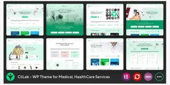 CliLab – WP Theme for Medical, HealthCare Services