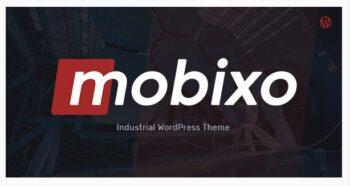 Mobixo Industry WordPress Theme