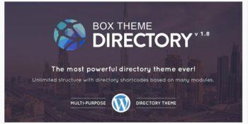 Directory   Multi-purpose WordPress Theme