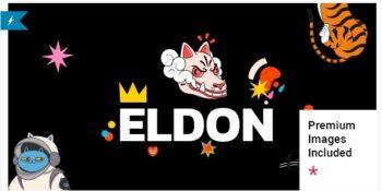 Eldon - Artist Portfolio Theme