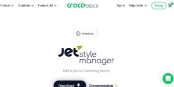 JetStyleManager - Manage Elementor Page Style Settings