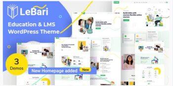 LeBari - Education WordPress Theme