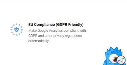 MonsterInsights EU Compliance Addon