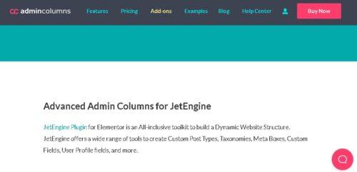 Advanced Admin Columns